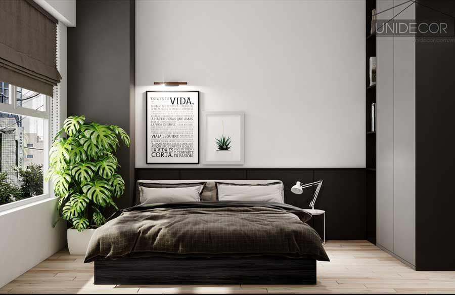 Phòng ngủ Botanica Premier