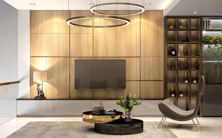 Thiết kế nội thất trọn gói tại Vũng Tàu