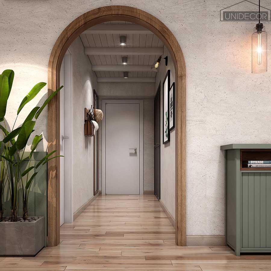 Thiết kế nội thất căn hộ 75m2 tại quận 7