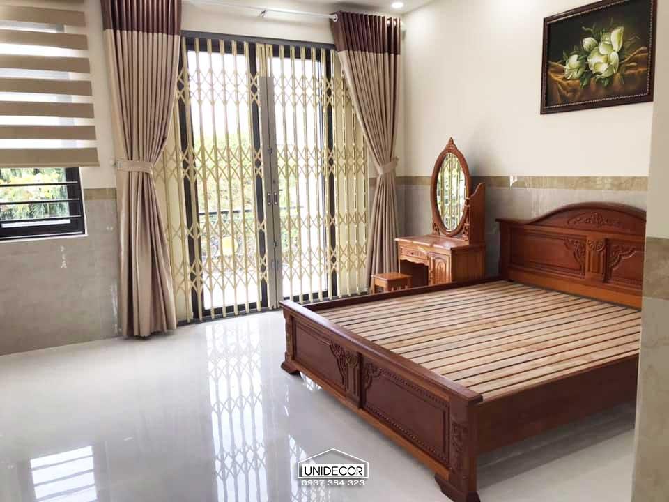 Phòng ngủ view ánh sáng tự nhiên trên tâng 1