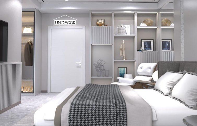 Thiết kế phòng ngủ bà rịa 2