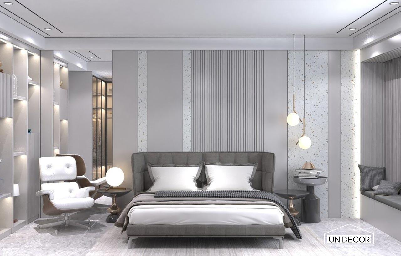 Thiết kế phòng ngủ bà rịa