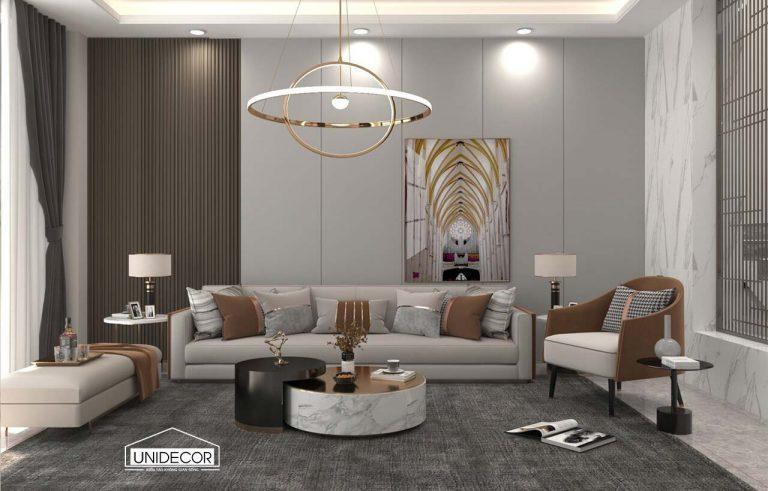 Bộ sofa tầng 1