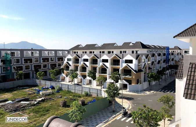 Nhà dự án liền kề Barya Citi