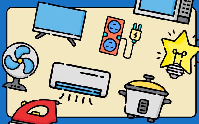 Thiết bị điện sử dụng trong gia đình