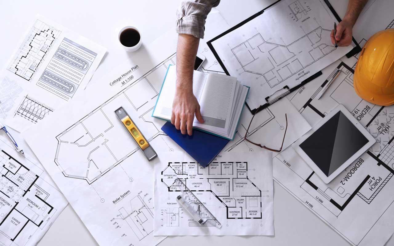 Kiến trúc sư thiết kế